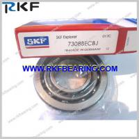 Buy cheap SKF 7308BECBJ Angular Contact Bearing With Steel Cage Chrome Steel Gcr15 from wholesalers