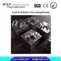Quality KYLT Lead acid Battery PB terminal X1 die casting machine & molds for Peru Bateria Factory for sale