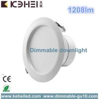 Wholesale 1208lm150mm Cutout 5 Inch Dimmable 15w led downlight dimmable Smd 5630 from china suppliers