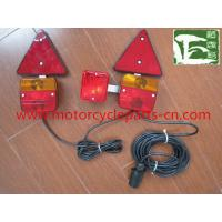 Wholesale Trailer Brake Controller Rear Turn Lamp Plastic mini Truck Tail Light from china suppliers
