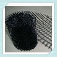 Wholesale 440g/m2 HDPE material plastic gutter mesh/plastic mesh netting/garden mesh/garden mesh fencing/rigid plastic mesh from china suppliers
