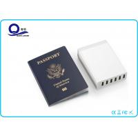 Wholesale 50W 10A USB Desktop Charging Station Smart USB Charger with Six Ports for Fast Charging from china suppliers