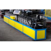 Quality High Speed Light Gauge H - Beam Frame Roll Forming Machine with PLC System for sale