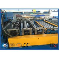 Quality Colored Glaze Steel 760 Roofing Sheet Roll Forming Machine Easy Installation for sale