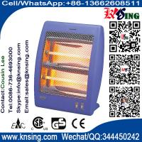 Wholesale Halogen Electric Heater(Portable Style) DES-901 yellow withe blue pink room heater 400W/800W quartz/halogen heater from china suppliers
