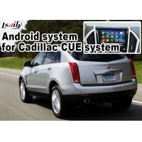 Wholesale Cadillac SRX CUE car video interface mirror link Car Multimedia Navigation System from china suppliers