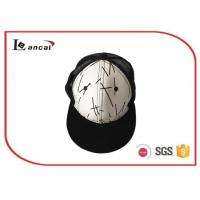 Buy cheap 100% Cotton Pattern print  Baseball Caps Hats , New style mens snap back cap from wholesalers