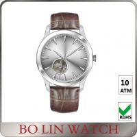 Wholesale Fashion Charm Stainless Steel Automatic Watches For Ladies Business Style from china suppliers