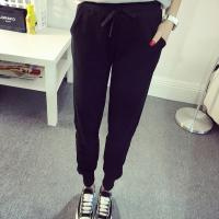 Wholesale OEM Casual Style Ladies / Womens Skinny Tracksuit Bottoms For Running Or Jogging from china suppliers
