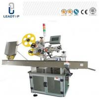 Wholesale Vertical Small Round Bottle Sticker Automatic Labeling Machine With Servo Or Step Motor from china suppliers