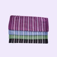 Wholesale Stripe Pattern Standard Size Cotton Kitchen Tea Towels / Cleaning Cloth For House from china suppliers
