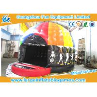Wholesale Funny Inflatable Bouncy House Disco Dome Bouncy Castle Hire For Amusement Park from china suppliers