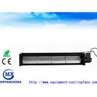 Wholesale 12V 24V 90mm 150mm Tangential Sleeve Bearing Cross Flow Fan for Air Condition from china suppliers