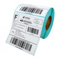 Wholesale POS receipt printer thermal sensitive paper label sticker from china suppliers