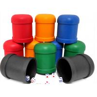 Wholesale Perspective Dice Cup / Casino Magic Dice Cheating Device With 4h Battery from china suppliers