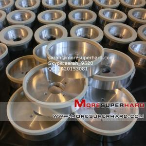 Wholesale Non-standard vitrified bond diamond wheel  sarah@moresuperhard.com from china suppliers