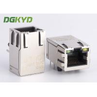 Wholesale 10/100 Megabit tab up Industrial ethernet RJ45 connector with PoE from china suppliers