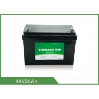 Wholesale Lithium Rv Battery 48V 25Ah , Lifepo4 Battery For Camper Trailer from china suppliers