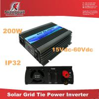 Buy cheap 200 Watt  Off-Grid Solar Inverter/ Grid Tie Solar Inverter / DC-AC Power Inverter  from wholesalers