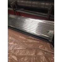 Quality Full Hard 665 Mm Width Galvanized Steel Coil Galvanised Corrugated Steel Sheet for sale