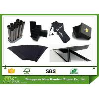 Wholesale Packaging / printing / wrapping Black Paperboard support customized thickness from china suppliers