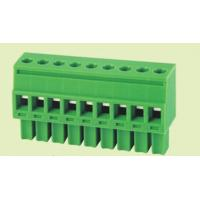 Wholesale Brass Conductor PCB Terminal Block Solder Terminal Block UL94 V-O 28-16 AWG from china suppliers
