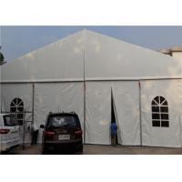 Quality 20x30m Wedding Banquet Marquee Enclosed Party Tent Luxury Fire Retardant for sale