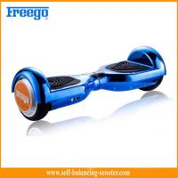 Wholesale Dual Wheel Self Balance Skate Board Blue Drift Style For Children from china suppliers