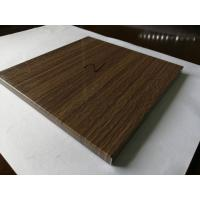 Wholesale Indoor Decoration  8mm Wood Texture Honeycomb Composite Panels from china suppliers