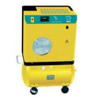Wholesale ISO Plastic Ancillary Machine Moveable Screw Air Compressor With Air Receiver from china suppliers