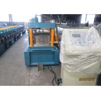 Wholesale Anti - Rust Roller C Purlin Roll Forming Machine With CE Customized from china suppliers