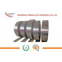 Quality Soft Annealed Nickel Chrome Stripping Nickel Plating 80/20 Heating Resistance for sale
