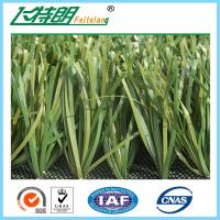Wholesale Apple Green Artificial Turf Grass / Laying Synthetic Grass Artificial Lawn Turf from china suppliers