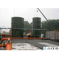 Wholesale Bolted steel water storage tanks , water treatment tanks NSF-61 from china suppliers