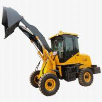 Wholesale 1000kg mini wheel loader ZL10A from china suppliers