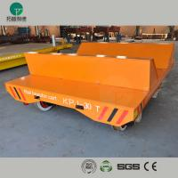 Wholesale China supplier motorized material electric handling carts on rail from china suppliers