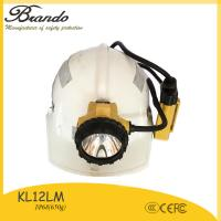 Buy cheap KL12LM high quality 10.4Ah headlamps running reviews suppliers china msha cap lamp from wholesalers
