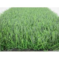 Wholesale Natural Outdoor Artificial Grass 11000Dtex Durability , Soft Fibers from china suppliers
