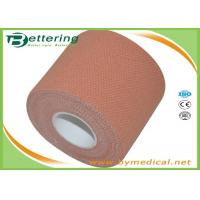 Wholesale 5cm Sports strapping synthetic cotton elastic adhesive bandage finger wrapping bandage Wrist Protection Fixation Tape from china suppliers
