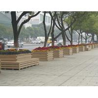 Wholesale Outdoor WPC Project / WPC Yard Decoration Decking Board Water Proof from china suppliers