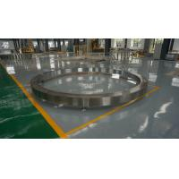 Wholesale OEM 40CrMo ASTM Alloy Steel Forged Steel Rings For Wind Energy , Seamless Steel Rings from china suppliers