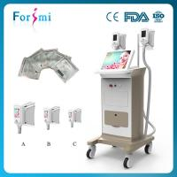 Wholesale 3 minutes heating then cooling /Three Handle Size Slimming Machine Cryolipolysis from china suppliers