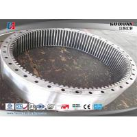 Wholesale 34CrNiMo7-6 / 18CrNiMo7-6 Gear Blank Forging Wind Power Generation Gear 5000MM from china suppliers