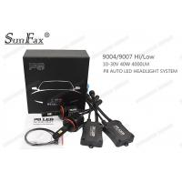 Wholesale 40w Automotive LED Headlights 9004 9007 LED Headlight Bulbs With Philips Lumileds MZ Chip from china suppliers