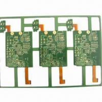 Wholesale Rigid-flex Board with 0.2/0.2mm Minimum Width/Spacing from china suppliers