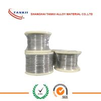 Wholesale Stranded Nicr Alloy , Nichrome Heating Wire Bright Annealed Soft 0.018-10mm diamter from china suppliers