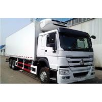 Wholesale 20 Tons Load Heavy Cargo Truck SINOTRUK 6x4 HOWO Refrigerated Truck from china suppliers