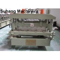 Buy cheap YX25-200-1000 Automatic Roof Panel Roll Forming Machine / Glazed Tile Making Machine from wholesalers