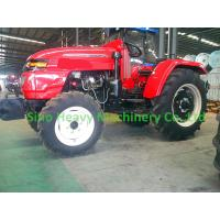 Wholesale 4WD 30 hp 4 Wheel Drive Tractors SHMC304 , Red Farm Tractor 4X4 from china suppliers