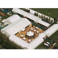 Wholesale Width 15m Durable Aluminium Frame Warehouse Tents Use For Exhibition Event from china suppliers